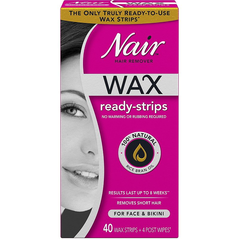 Nair Wax Ready Strips For Face Ulta Beauty