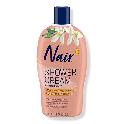 Nair Nourish Moroccan Argan Oil Shower Power Max