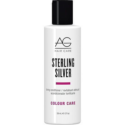 AG HairTravel Size Colour Care Sterling Silver Toning Conditioner