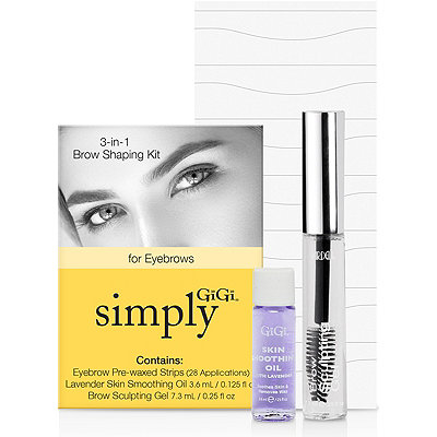 3 IN 1 Brow Shaping Kit