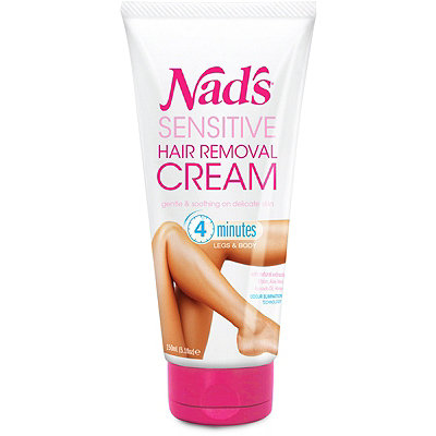 Nads Natural Sensitive Hair Removal Cream