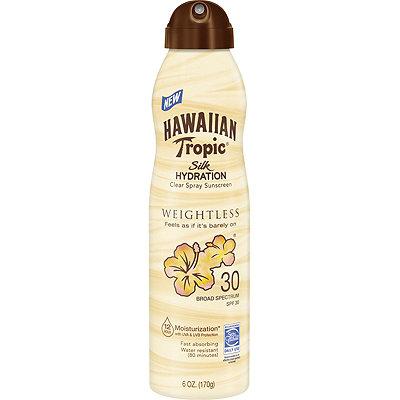 Hawaiian TropicSilk Hydration Weightless Spray SPF 30