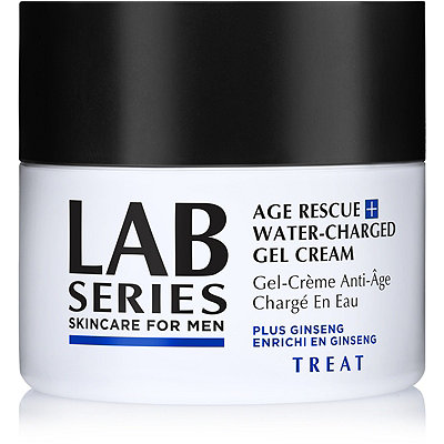 Lab Series Skincare for Men AGE RESCUE%2B Water Charged Gel Cream