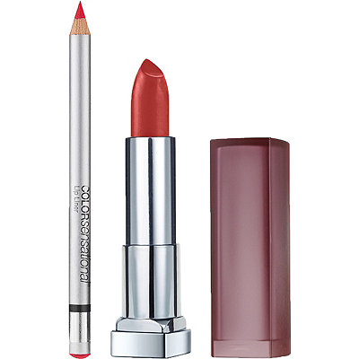 Maybelline Color Sensational Lip Kit
