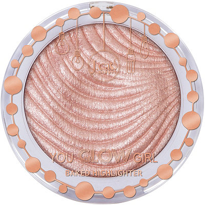 J.Cat BeautyOnline Only You Glow Girl Baked Highlighter