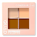 J.Cat Beauty Online Only Contour Quad Spectrum Palette