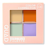 J.Cat Beauty Online Only Color Corrector Quad Spectrum Palette
