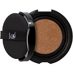 J.Cat Beauty Online Only Compact Cushion Coverage Foundation Refill Golden Medium
