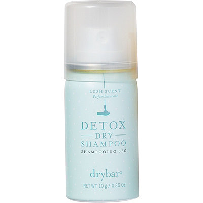 Online Only! FREE deluxe sample Detox Shampoo w/any $40 DryBar purchase