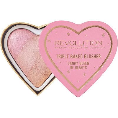 Makeup RevolutionOnline Only Blushing Hearts Blusher