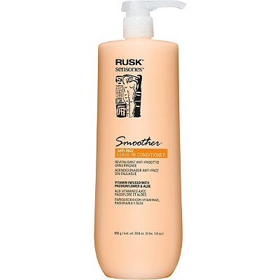 Rusk Sensories Smoother Anti-Frizz Leave-in Conditioner