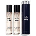 CHANEL BLEU DE CHANEL Eau de Parfum Twist and Spray