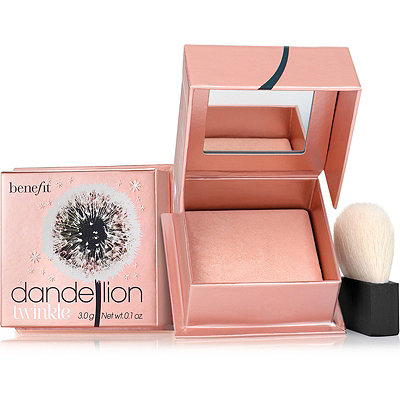 Benefit Cosmetics Dandelion Twinkle Nude-Pink Powder Highlighter %26 Luminizer