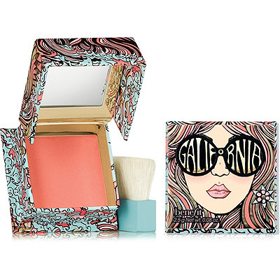 Benefit Cosmetics GALifornia Mini Sunny Golden Pink Blush