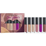 BareMinerals Glossed Up & Gorgeous Mini Moxie Plumping Lip Gloss Collection