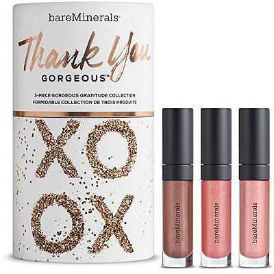 BareMinerals Thank you Gorgeous 3 Pc Gorgeous Gratitude Collection
