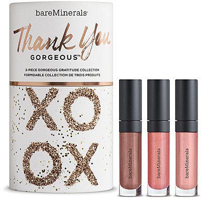 BareMineralsThank you Gorgeous 3 Pc Gorgeous Gratitude Collection