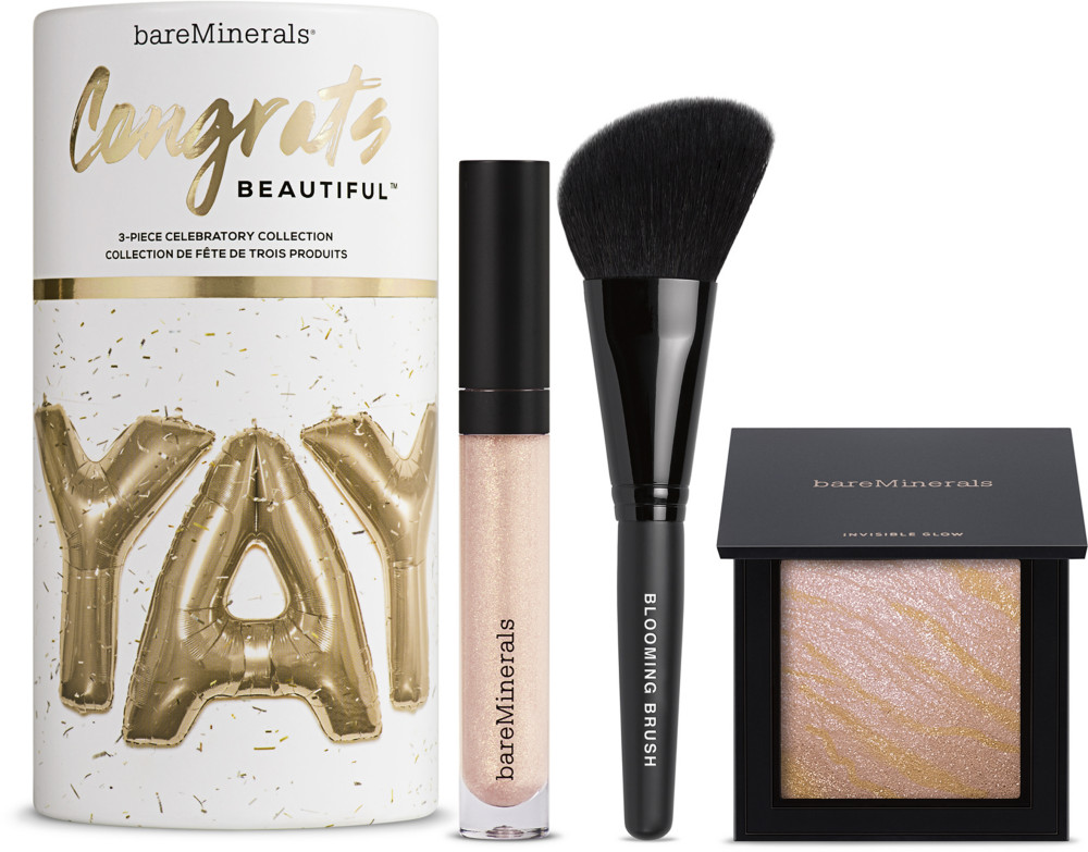 Bareminerals Congrats Beautiful 3 Pc Celebratory Collection Ulta