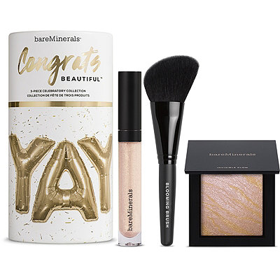 BareMinerals Congrats Beautiful 3 Pc Celebratory Collection