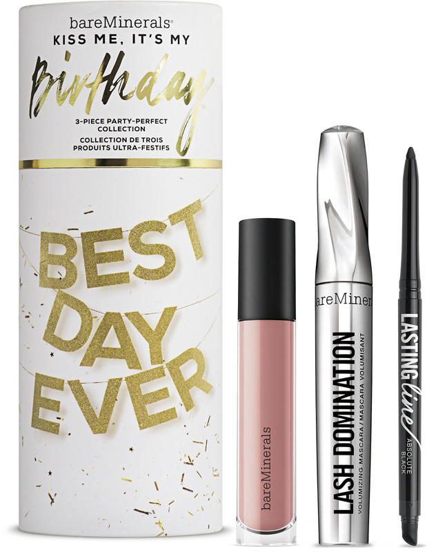 Kiss Me Itu0027s My Birthday 3 Pc Party-Perfect Collection  sc 1 st  Ulta Beauty & BareMinerals Kiss Me Itu0027s My Birthday 3 Pc Party-Perfect Collection ...