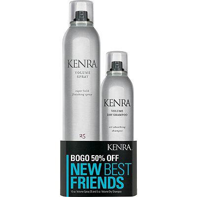 Kenra ProfessionalVolume Spray 25 %2F Volume Dry Shampoo Duo