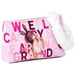 FREE Cosmetic Bag and Plush Towel Headband w%2Fany %2449 Ariana Grande Fragrance Collection purchase