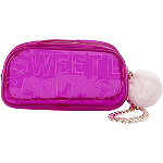 Online Only FREE Jelly Cosmetic Bag w%2Fany %2449 Ariana Grande purchase