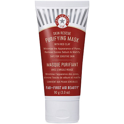 First Aid BeautySkin Rescue Purifying Mask with Red Clay