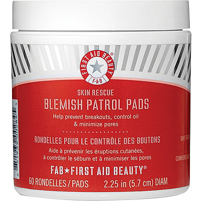 First Aid BeautySkin Rescue Blemish Patrol Pads