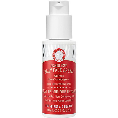 First Aid Beauty Skin Rescue Daily Face Cream