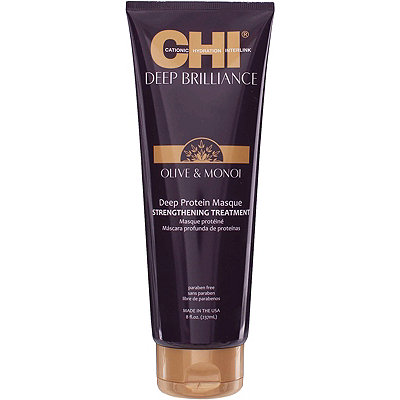 Deep Brilliance Deep Protein Masque Strengthening Treatment