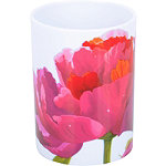 Peony Pencils%2C Brushes %26 Stuff Cup