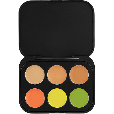 BH Cosmetics 6 Pc Color Concealer %26 Corrector Palette