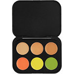 6 Pc Color Concealer %26 Corrector Palette