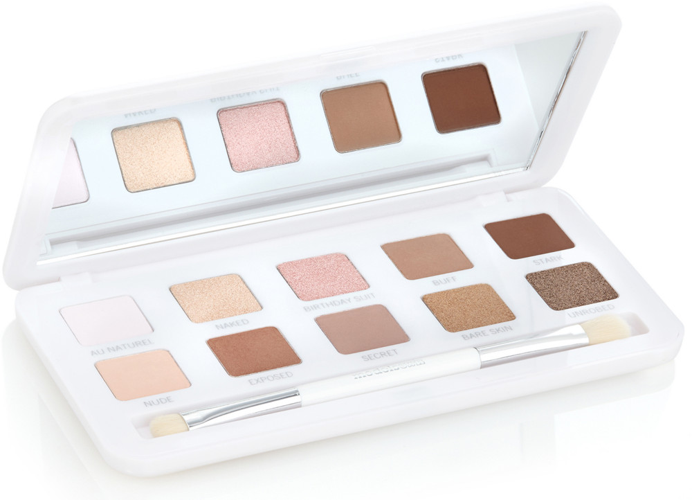 Image result for Models Own Barely There Eyeshadow Palette