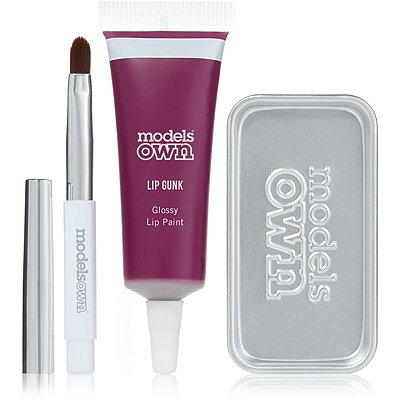 Models OwnGloss Lip Gunk Kit