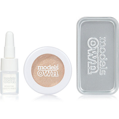 Models OwnColour Chrome Eyeshadow Kit