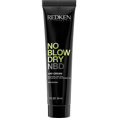 Redken Travel Size No Blow Dry Airy Cream For Fine Hair