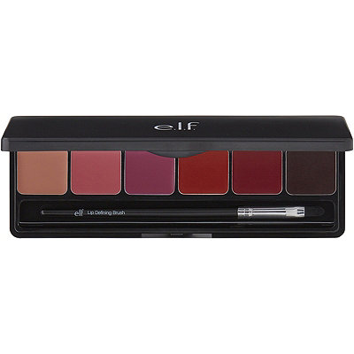 e.l.f. Cosmetics Online Only Runway Ready Lip Palette