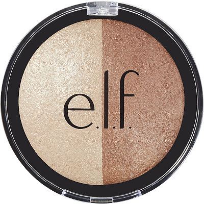 e.l.f. Cosmetics Baked Highlighter %26 Bronzer