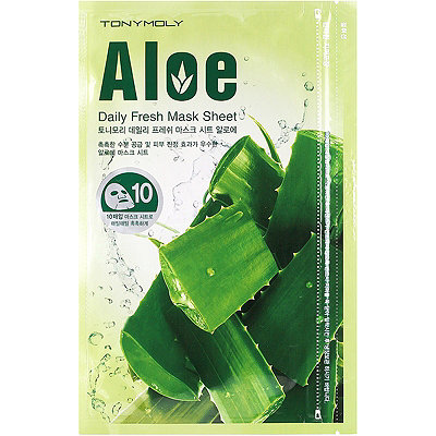 Daily Fresh Aloe Mask Sheet