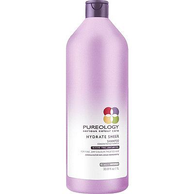 Pureology Hydrate Sheer Shampoo Size:33.8 oz33.8 oz