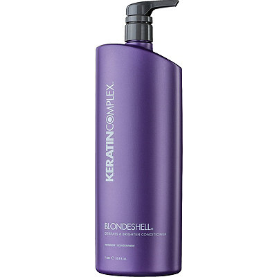 Keratin Complex Blondeshell Debrass %26 Brighten Conditioner