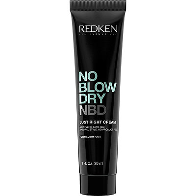RedkenTravel Size No Blow Dry Just Right Cream For Medium Hair