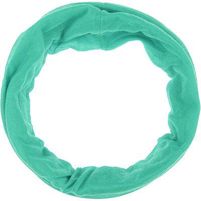 Capelli New YorkJersey Multi Wear Turquoise Head Wrap