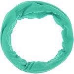 Jersey Multi Wear Turquoise Head Wrap