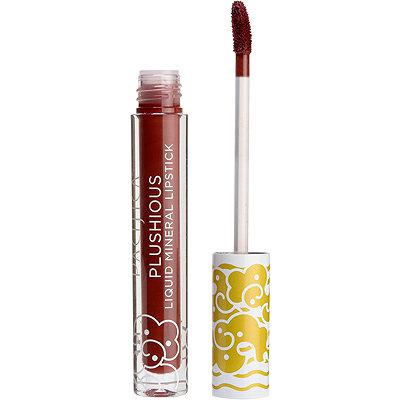 PacificaPlushious Liquid Mineral Lipstick