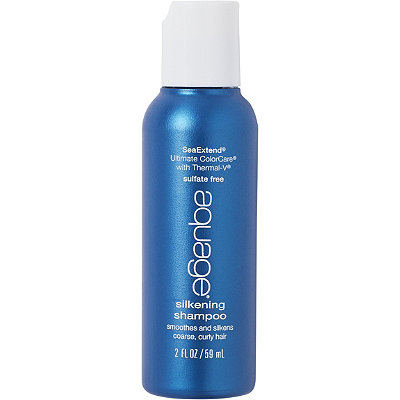AquageTravel Size SeaExtend Silkening Shampoo