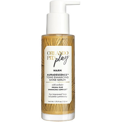 Orlando Pita Play Warm Auradescence Tone Enhancing Shine Serum