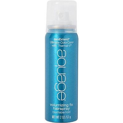 AquageTravel Size SeaExtend Volumizing Fix Hairspray
